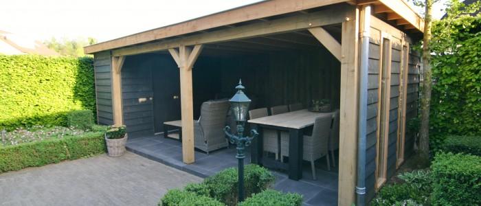 veranda schuur